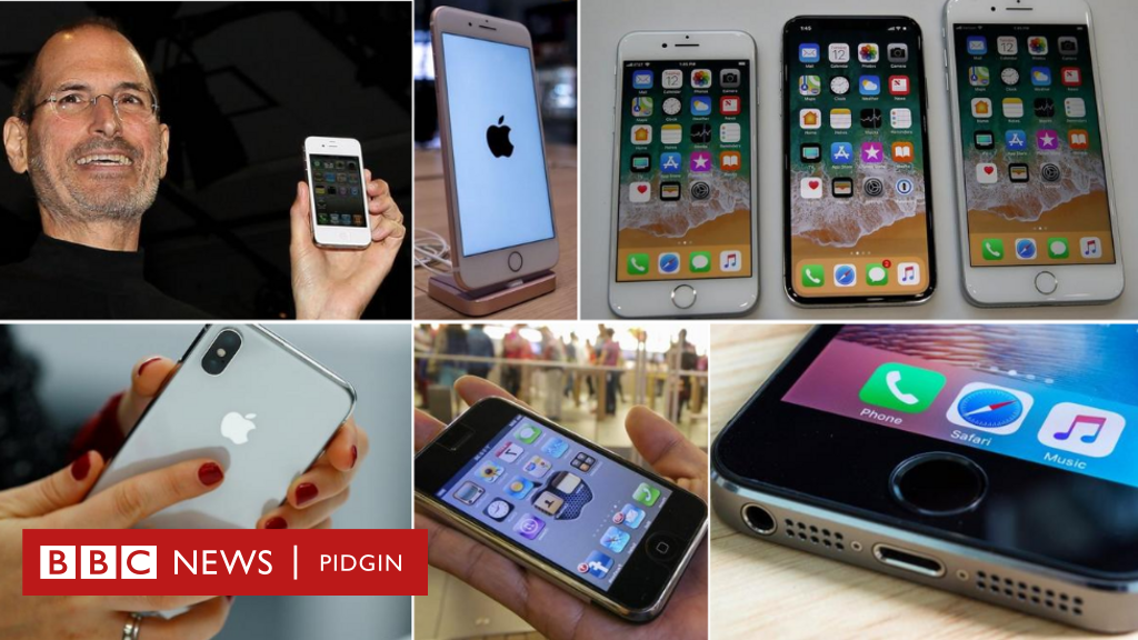 Apple Iphone 12 Release Date How Iphones 2g 3g Iphones 4 5 6 7 Iphones 6 8 Plus Iphone X Iphone 11 Pro Don Change Over Di Years Why E Dey Very Expensive Bbc News Pidgin
