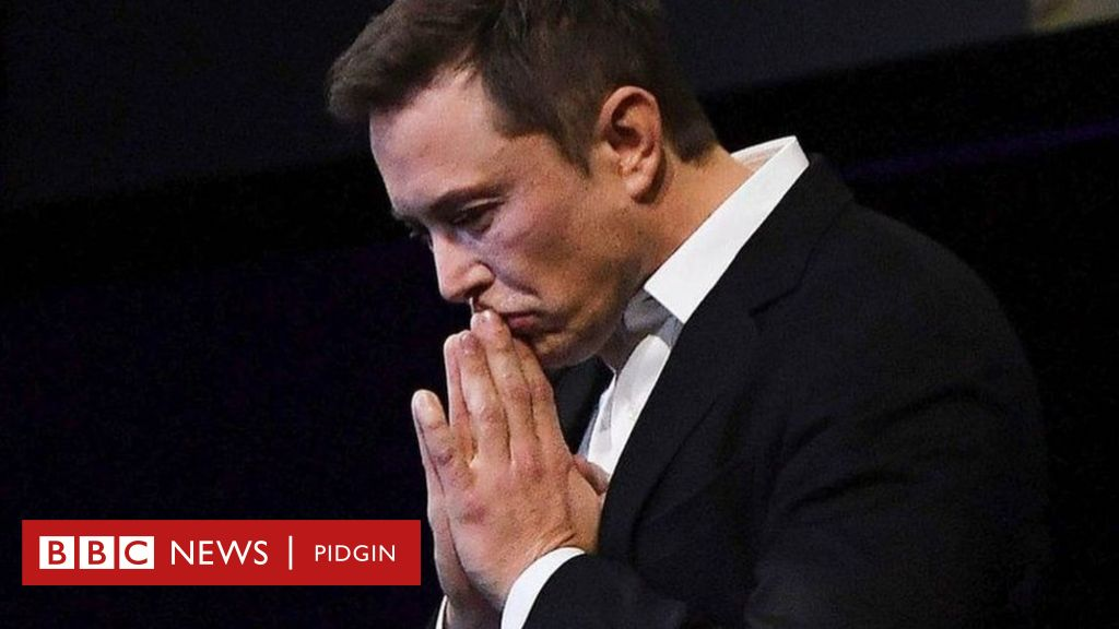 Bitcoin price: How Elon Musk lose im crown as richest man for di world