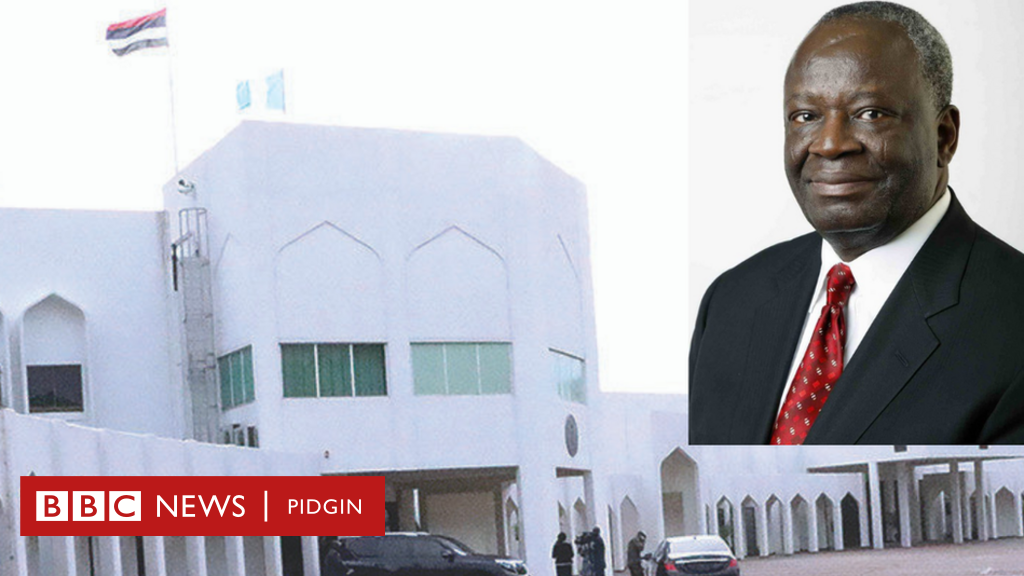 Aso rock villa robbery: Presidency confam attempt to rob Chief of Staff, Ibrahim Gambari residence