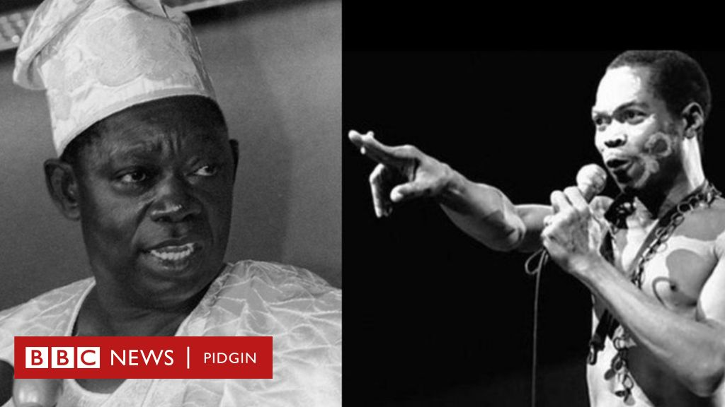 MKO Abiola: Why Fela Kuti no gree see eye to eye wit
