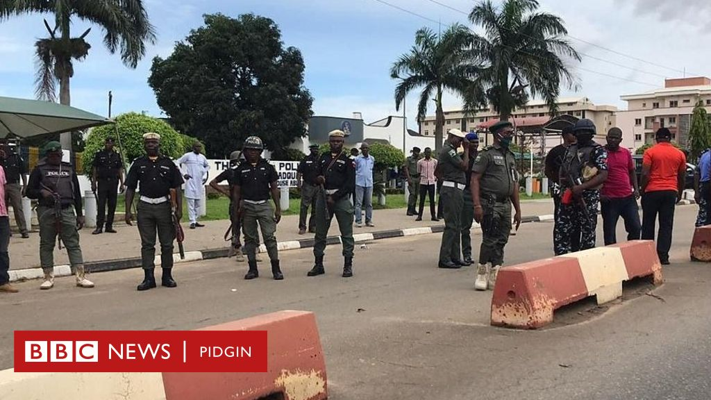 Curfew: Nigerian States wey don declare curfew for #EndSARS protests