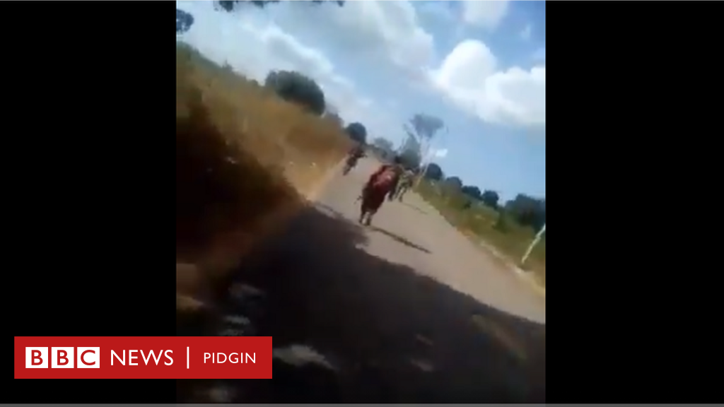 Mozambique viral video of men in army uniform wey beat and kill ...