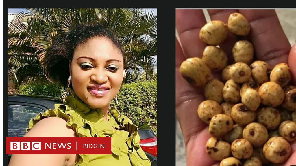 Tiger nut drink fit wake up your sex drive - Nutritionist - BBC News