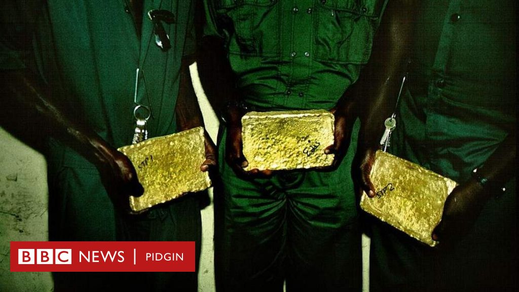 Ghana beat South Africa to become top gold producer