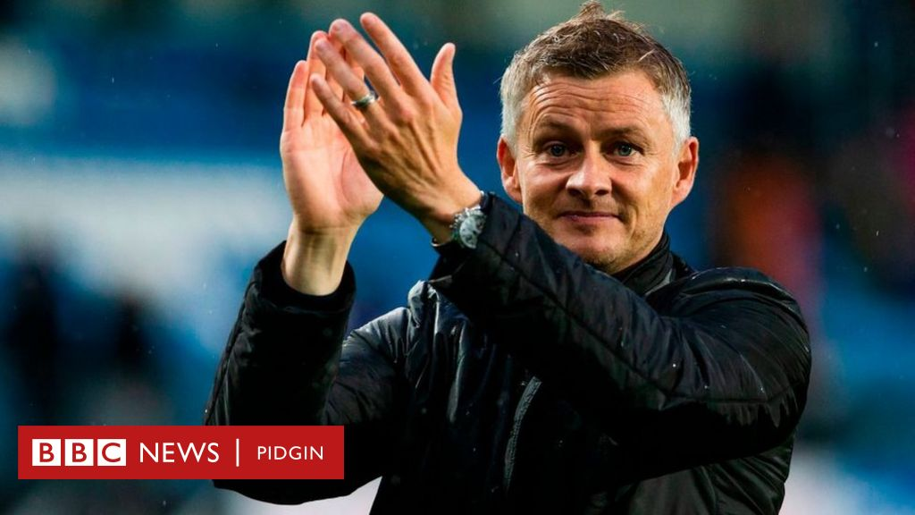 Ole Gunnar Solskjaer Don Become Manchester United New Coach Bbc News Pidgin
