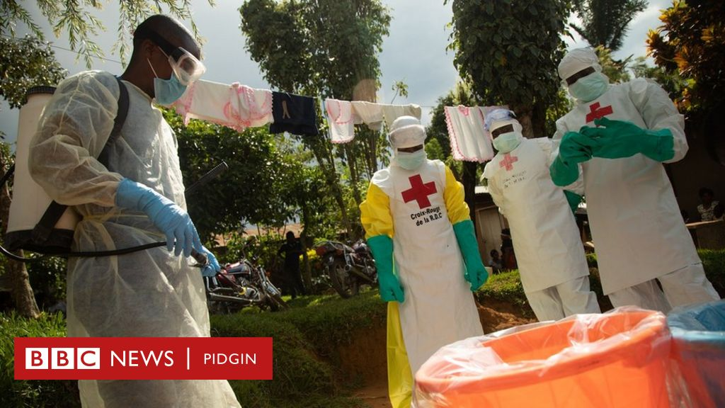 New Ebola outbreak for central Africa dey make pipo fear