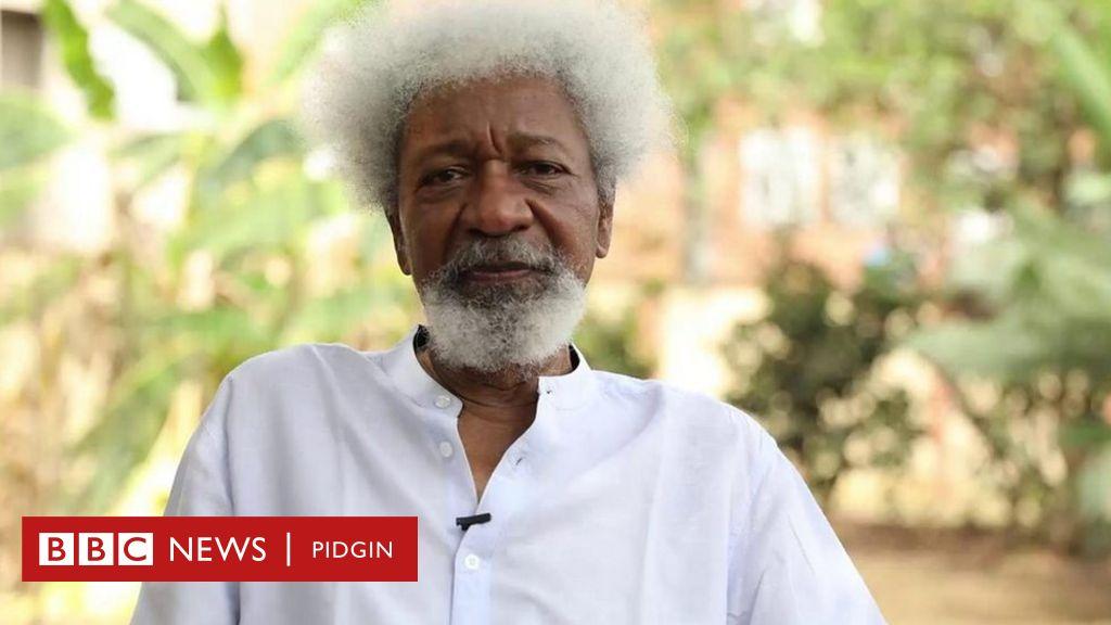 Soyinka: My generation has failed Nigerians