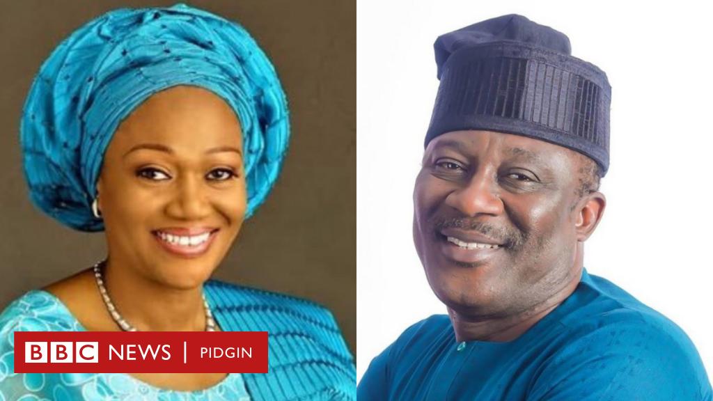 Remi Tinubu, Smart Adeyemi: Profile of Senators wey trend sake of Nigeria insecurity