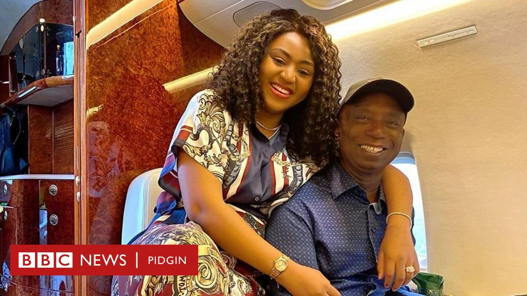 Regina Daniels, Ned Nwoko tok about dia pregnancy and life for new documentary 'our circle' - BBC News Pidgin