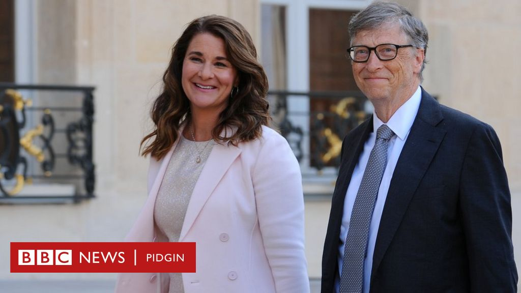 Bill and Melinda Gates divorce afta 27 years of marriage but go still work togeda