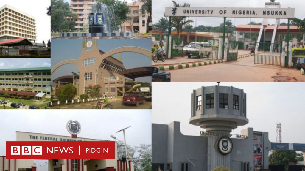 National Assembly Nigeria: New Federal Universities