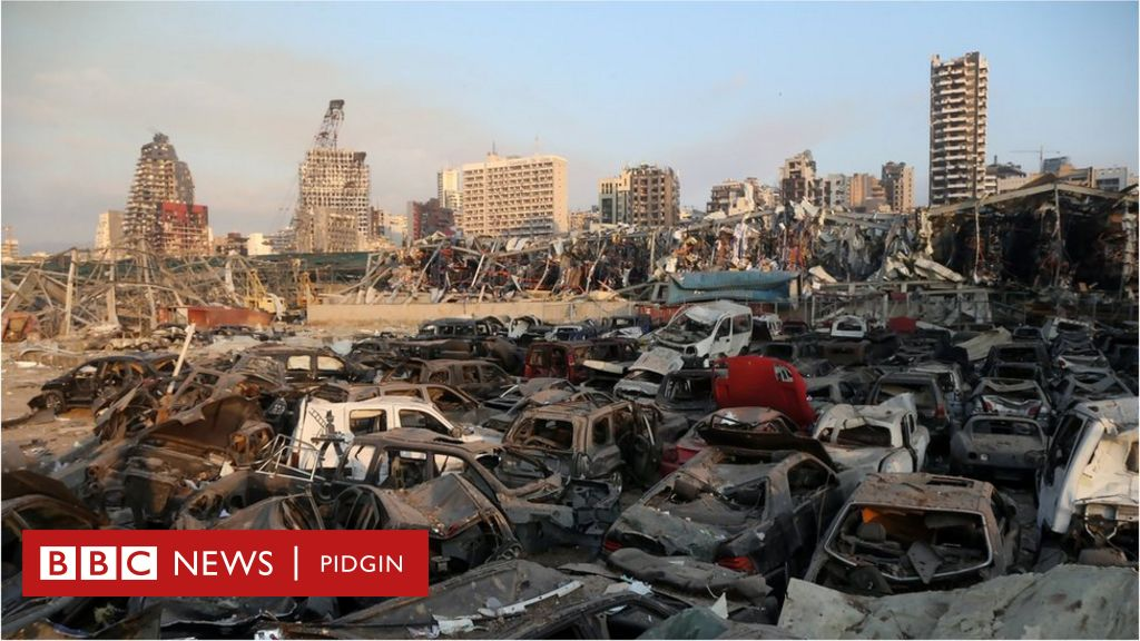 Lebanon explosion today: Casualty from Beirut explosion dey ...