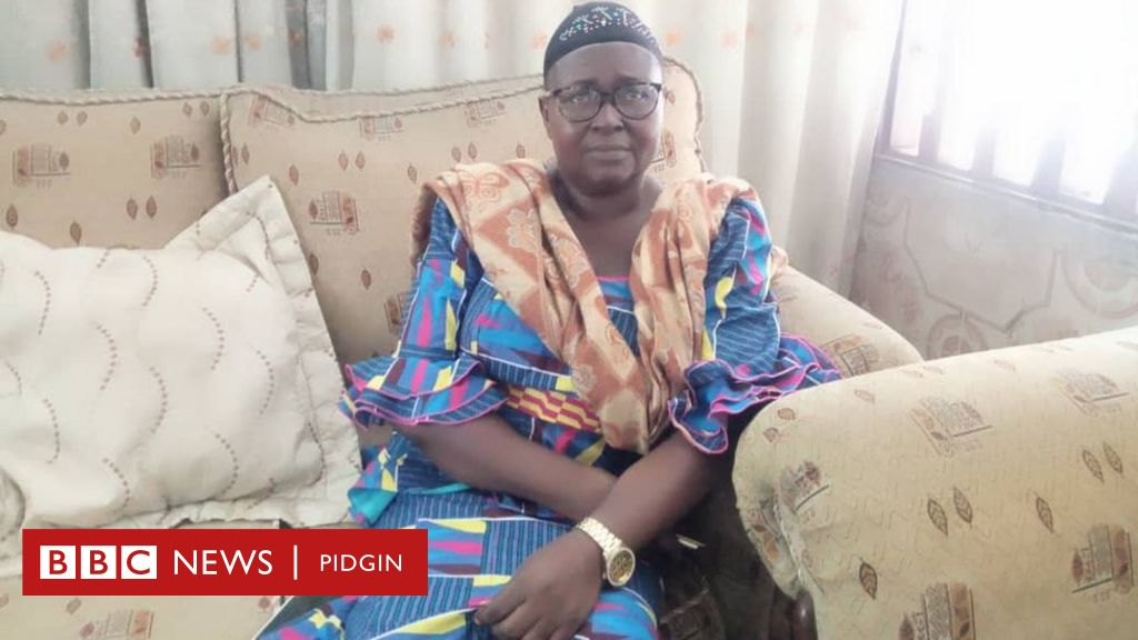 Rivers Kidnap: 'I dey fear for my husband life as im dey diabetic' - Wife of Bonny burial kidnap victim - BBC News