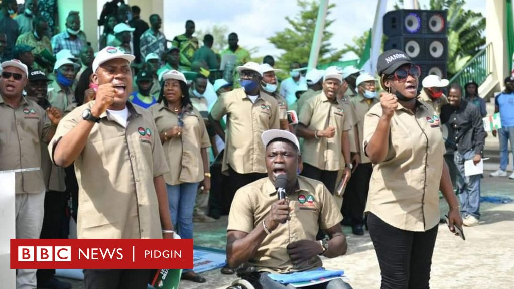 Workers' Day: See how Nigerian workers take celebrate May Day In Pictures