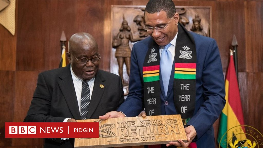 Ghana, Jamaica visa free travels from July