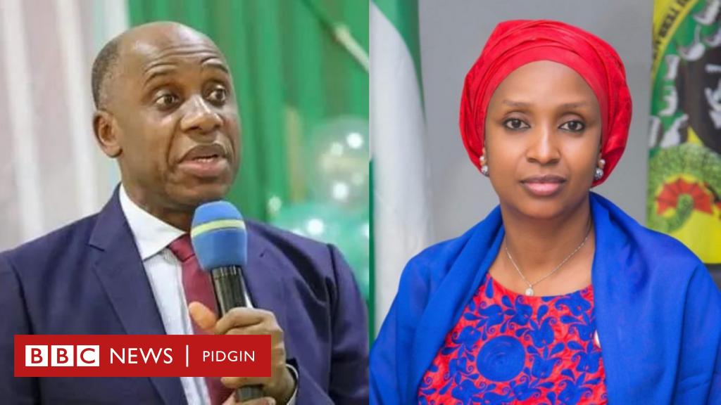 Hadiza Bala Usman: FG set up panel to probe di suspended NPA boss as PDP call for Hadiza, Amaechi sack
