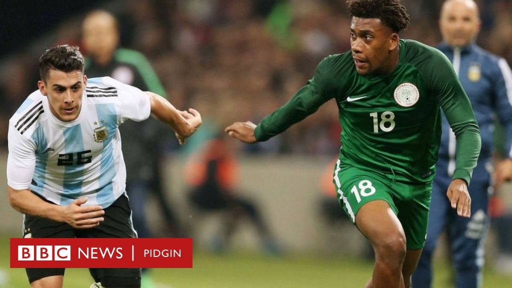 cef0f2c30 Poland vs Nigeria: Iwobi and Balogun don show Wroclaw - BBC News Pidgin