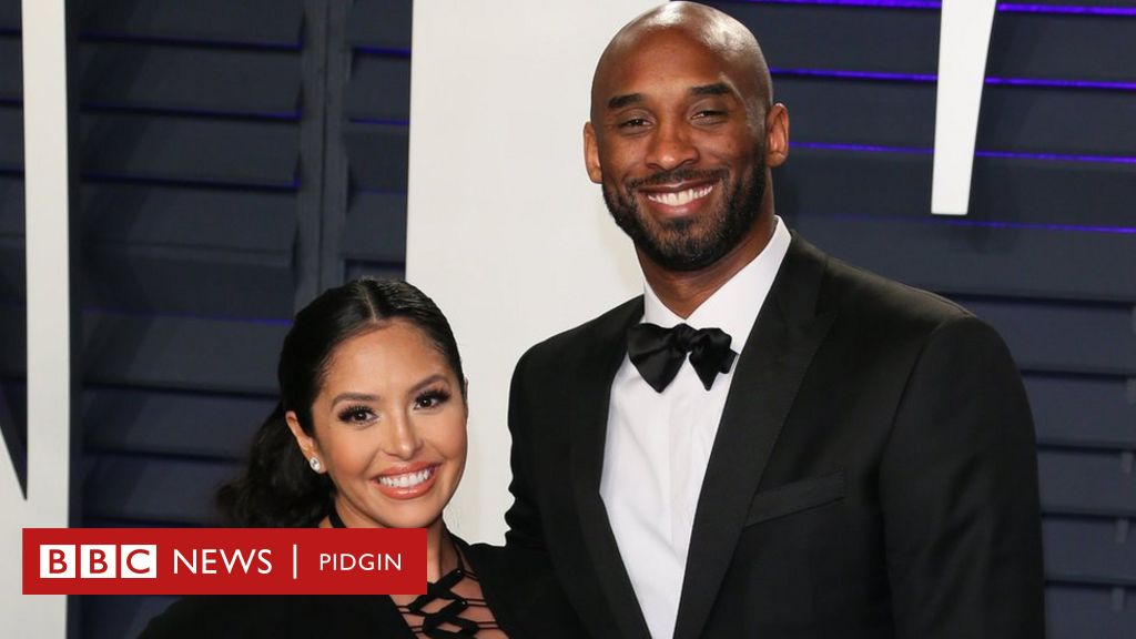 Kobe Bryant wife Vanessa post foto of her daughter wey die with Lakers jersey