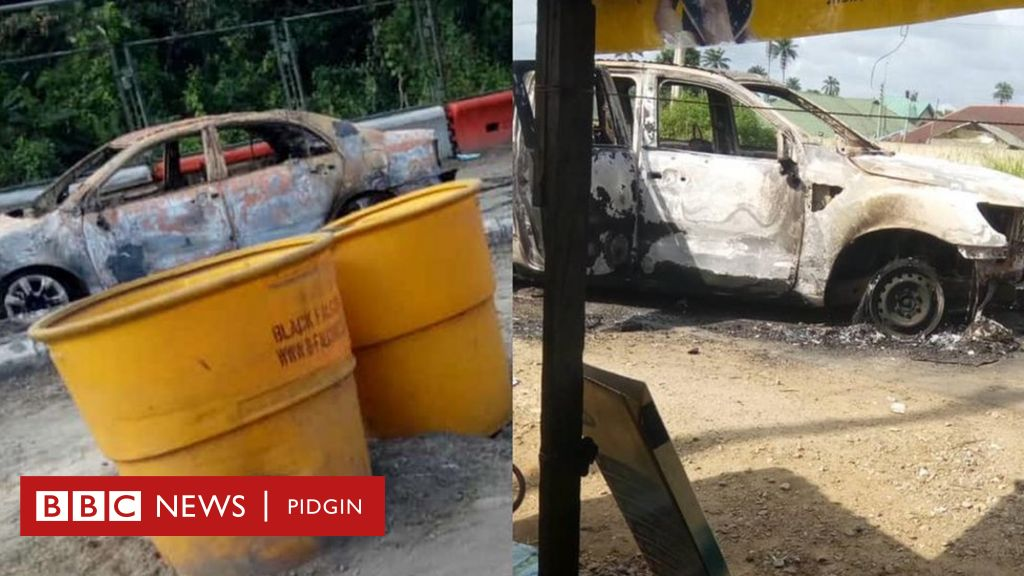 Latest Police Attacks in Rivers state: Gunmen attack multiple police checkpoints for Rivers, kill 7 officers