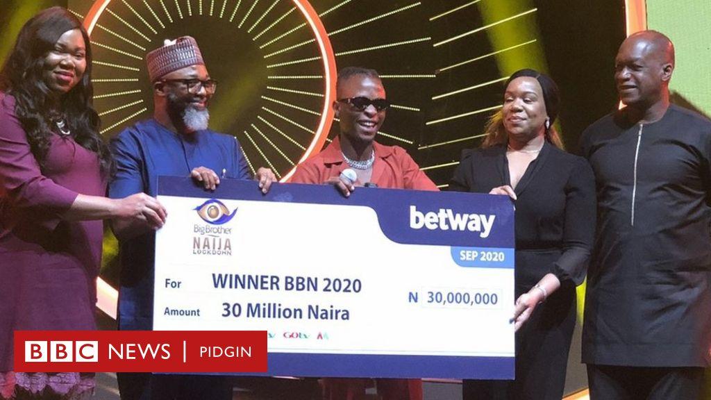 Laycon Big Brother Naija winner: Olamilekan Agbelesebioba ...