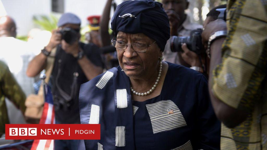 bbc news africa liberia election
