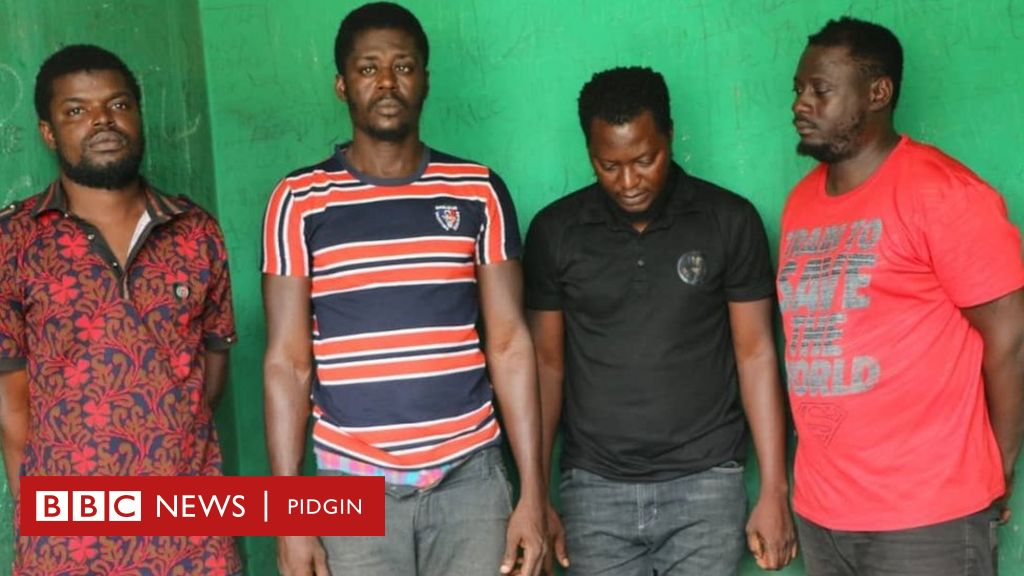 EndSARS: Four Nigeria police men chop sack for armed robbery