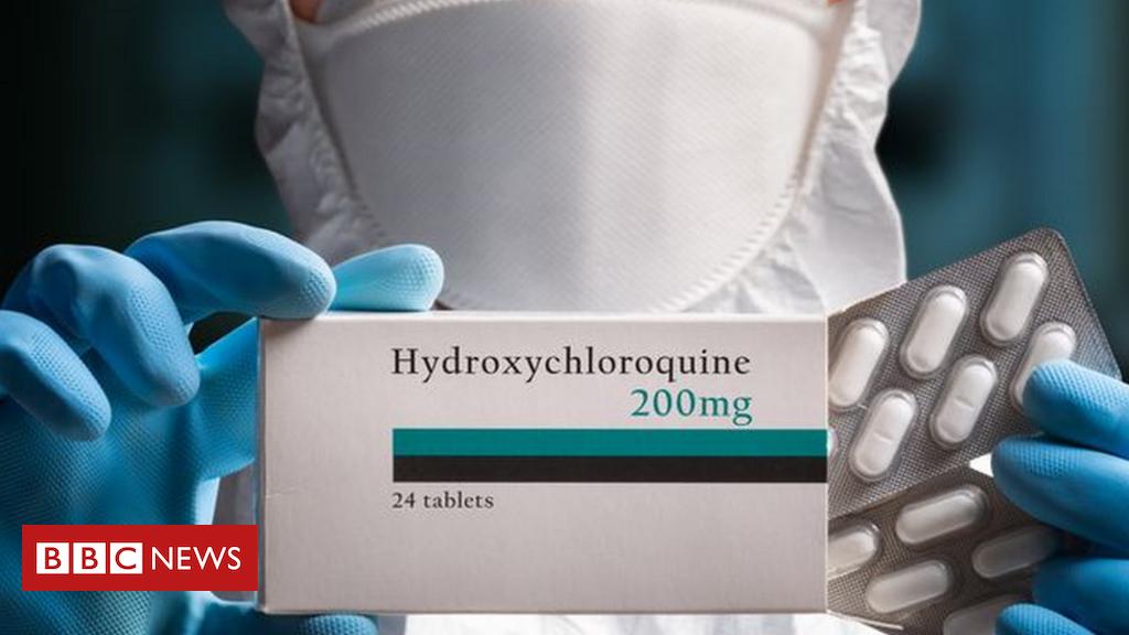 Pacientes que tomam cloroquina há anos têm o mesmo risco de pegar covid-19, diz estudo - BBC News Brasil