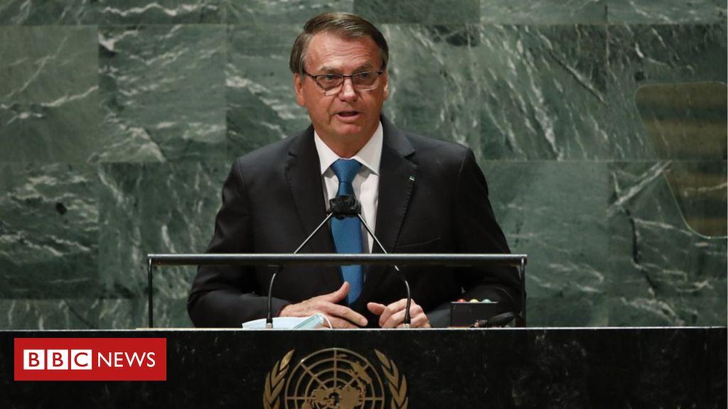 Na ONU, Bolsonaro tenta vender imagem positiva do país, mas não abandona discurso ideológico