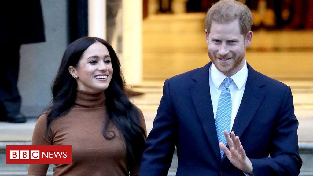 Harry e Meghan não vão voltar a ser membros ativos da Família Real