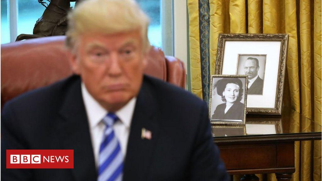 Mary Trump: 5 revelações do livro da sobrinha do presidente dos EUA – BBC News Brasil