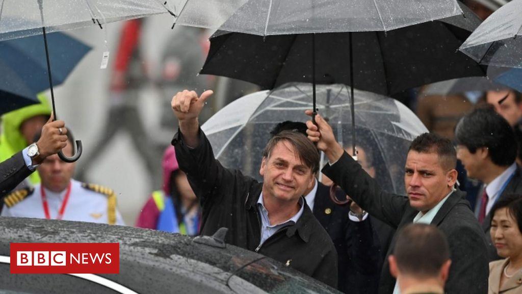 Bolsonaro critica fala de Angela Merkel sobre pauta ambiental do Brasil: `Temos muito a ensinar à Alemanha'
