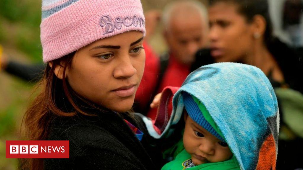 O drama dos milhares de bebês sem nacionalidade filhos de pais venezuelanos