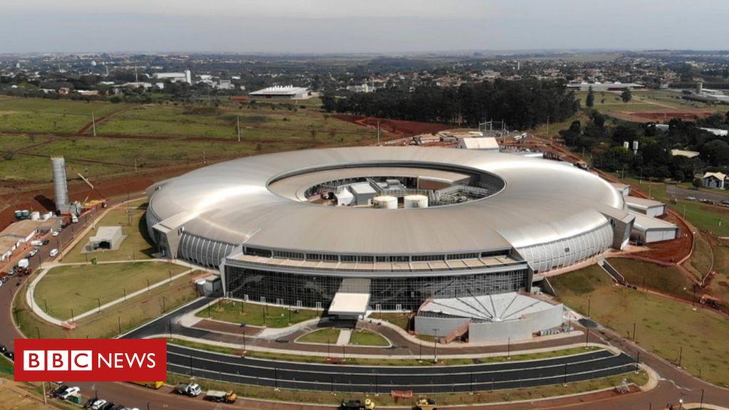 Tem Na Web - As mentes por trás do maior acelerador de partículas do Brasil
