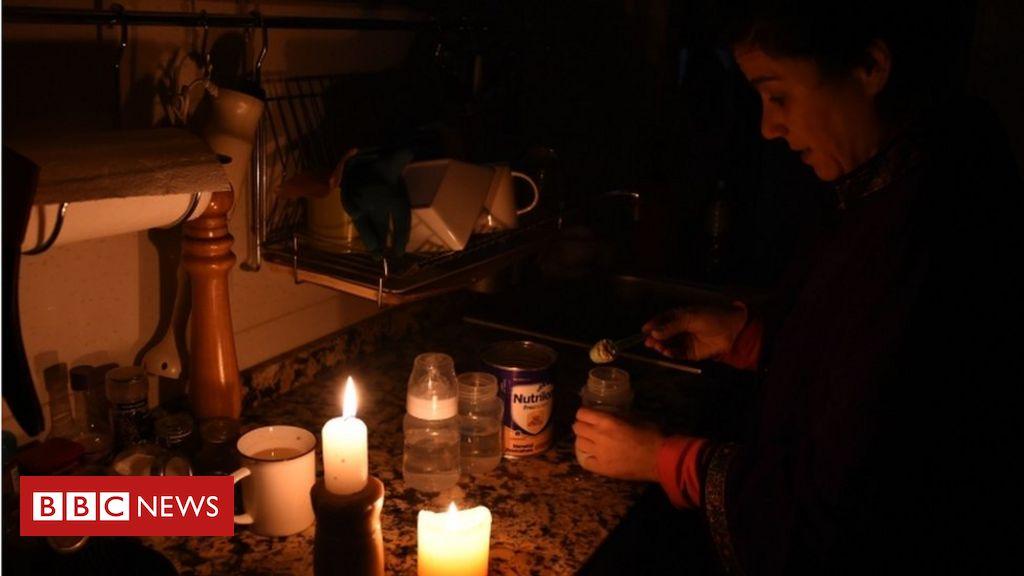 Apagão gigantesco deixa sem luz Argentina e parte do Uruguai
