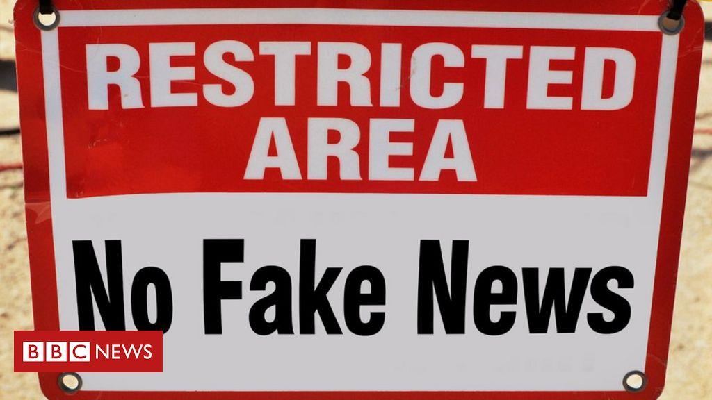 15ef1f5ccb Como o termo  fake news  virou arma nos dois lados da batalha política  mundial - BBC News Brasil