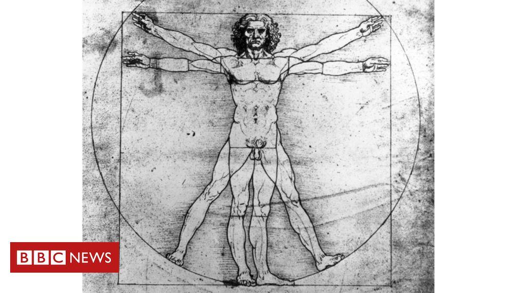 Por Que O Homem Vitruviano De Leonardo Da Vinci E Tao Iconico