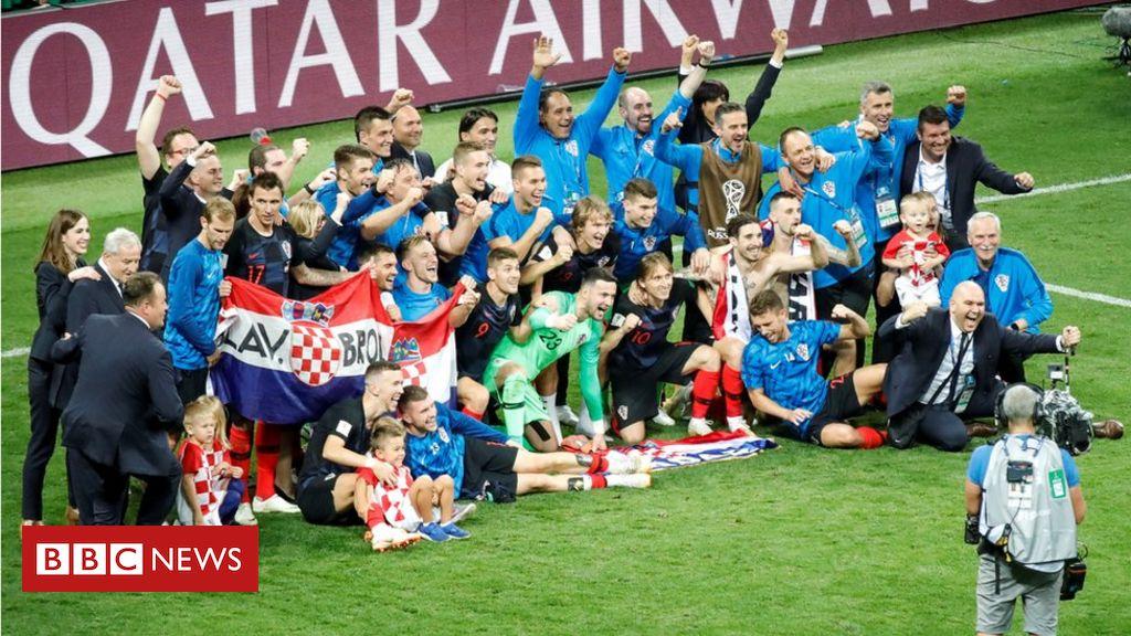 Como a guerra e o exílio moldaram a infância de Modric e outros jogadores da Croácia na Copa