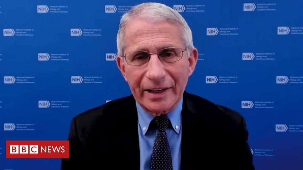 Covid-19: Anthony Fauci diz que Brasil deve considerar seriamente fazer lockdown