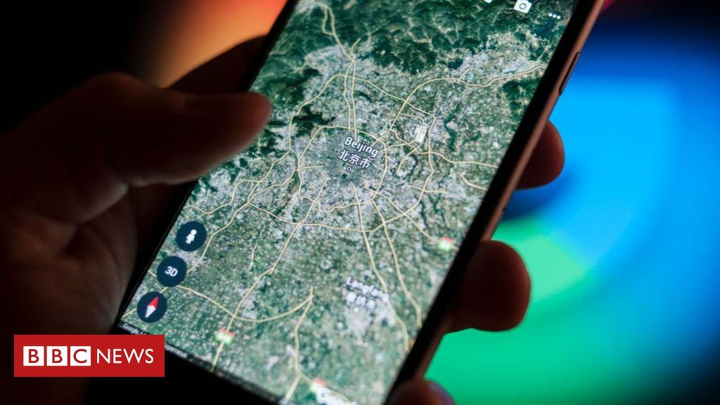Como é o novo sistema de navegação por satélite chinês BDS, que quer concorrer com o americano GPS - BBC News Brasil