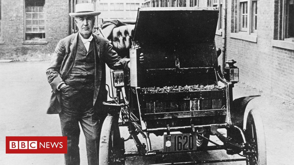 A bateria revolucionária inventada 120 anos antes do tempo - BBC News Brasil
