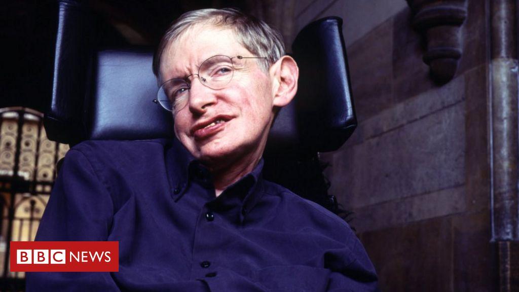 Morre Stephen Hawking As Frases Mais Memoráveis Do Cientista Bbc