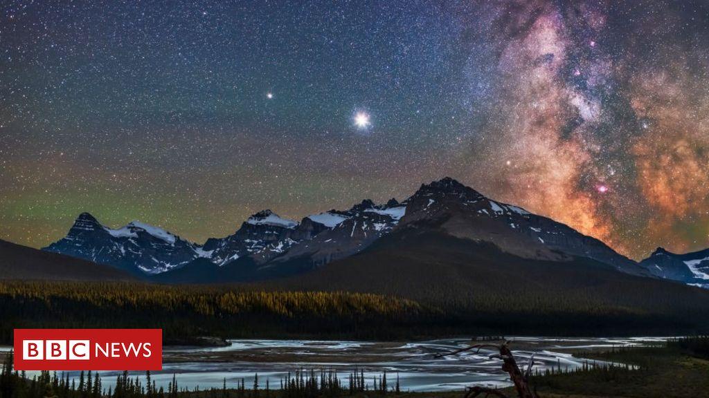 Alinhamento de Júpiter e Saturno: como, quando e onde ver a fenomenal conjunção dos planetas