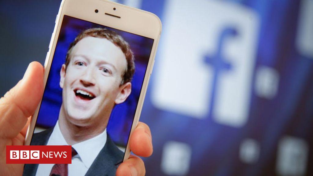 Tem Na Web - Como Mark Zuckerberg usa sua própria conta no Facebook