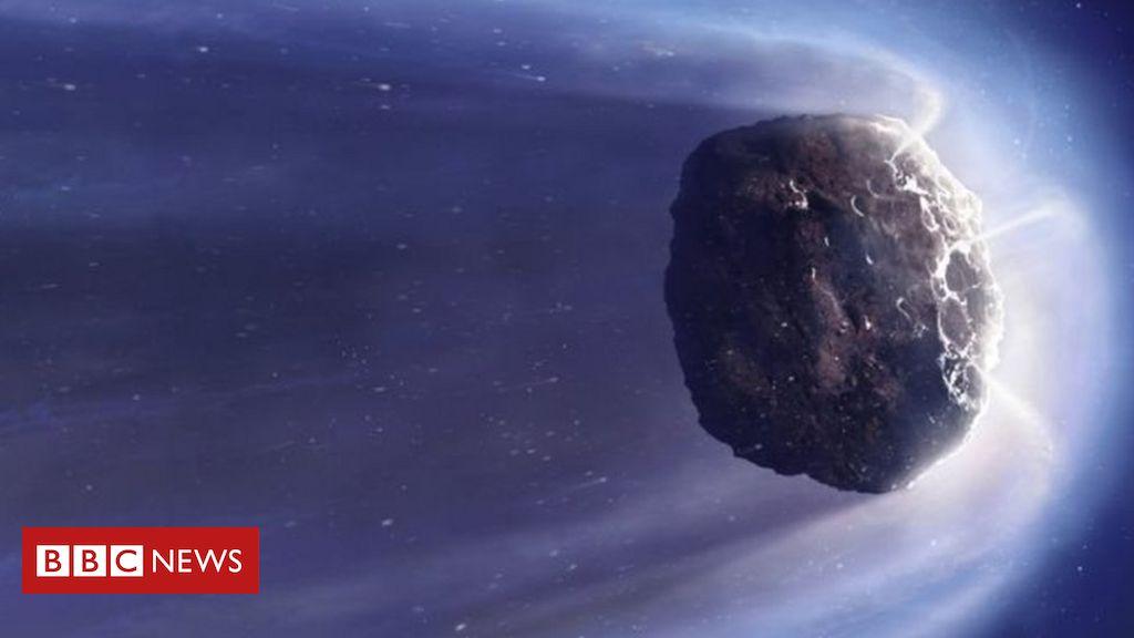 Resultado de imagem para objetos entrando em orbita