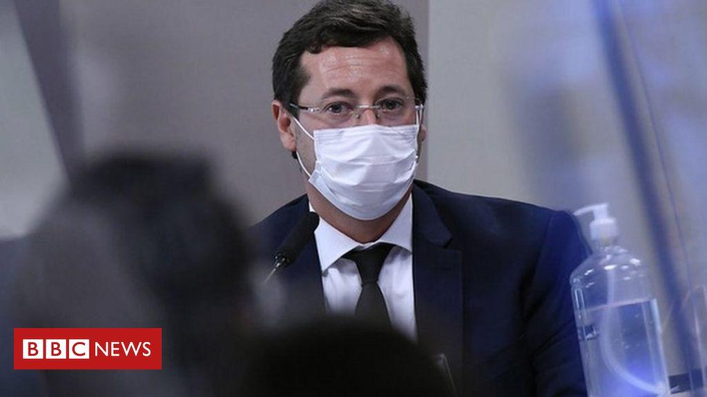 CPI da Covid: Fabio Wajngarten evita responder às perguntas e causa confronto entre senadores