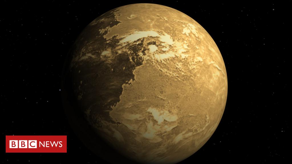 O intrigante sinal que chegou do sistema estelar mais próximo ao Sol - BBC News Brasil