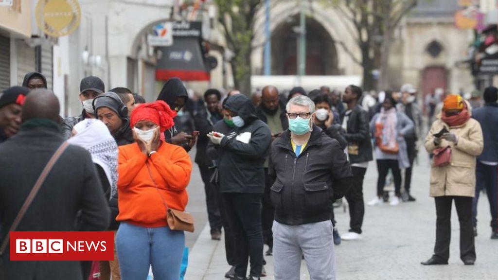 Confinamento é um luxo inviável para os mais pobres, afirma sociólogo francês