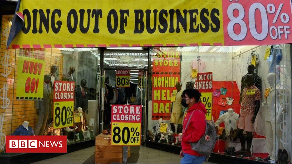 6 pontos-chave do plano de Joe Biden para a economia dos EUA - BBC News Brasil
