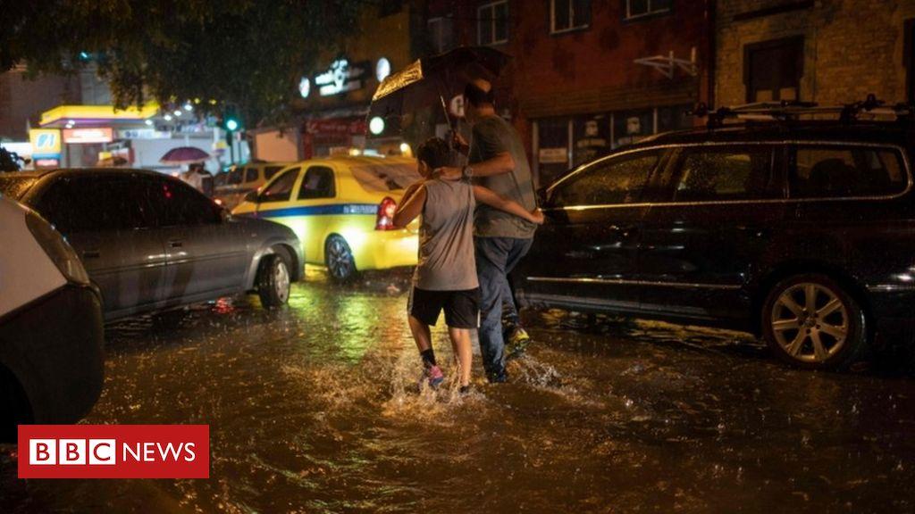 Motivo de caos no Rio, chuva anormal para outono é 'retrato de clima mais hostil'