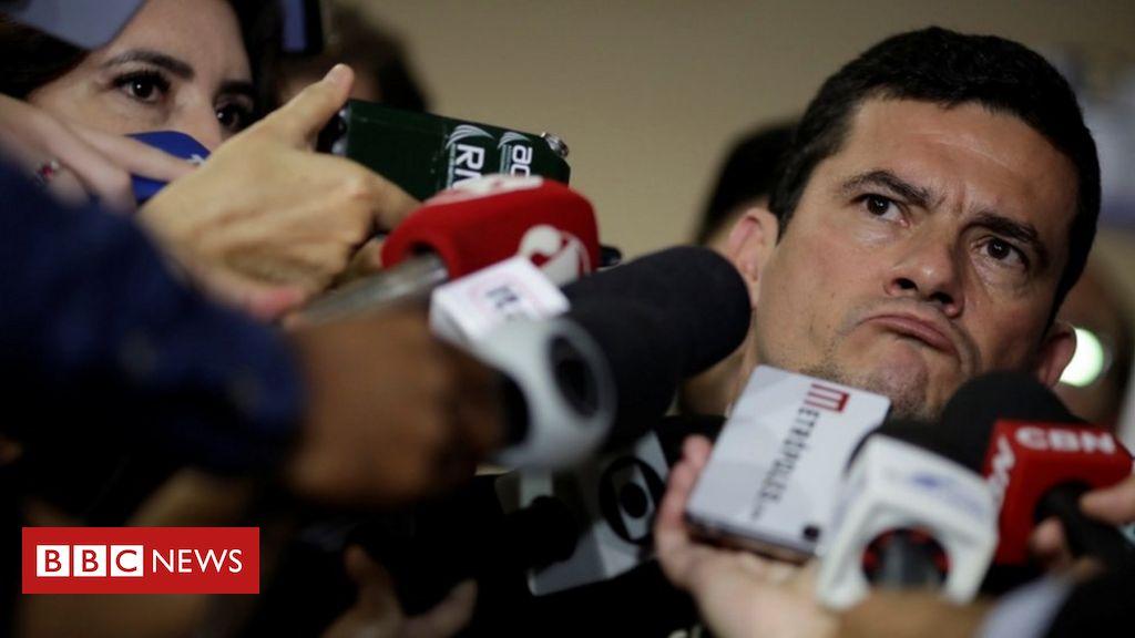 Em nova conversa atribuída a Moro, ex-juiz teria falado para MPF parar 'showzinho da defesa de Lula', diz site